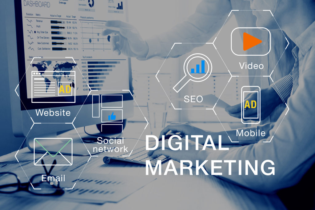 Digital Marketing – Summit Techie